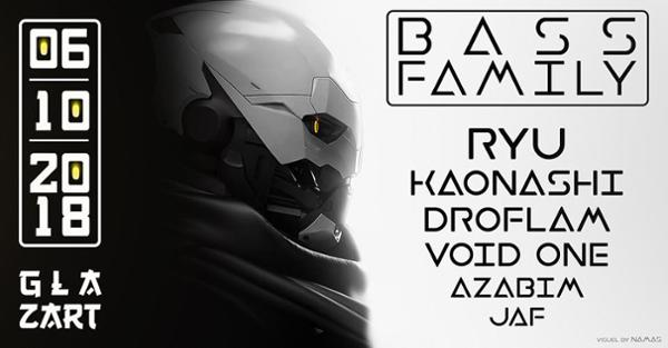 BASS Family #9 presents Razing X DARK PACK