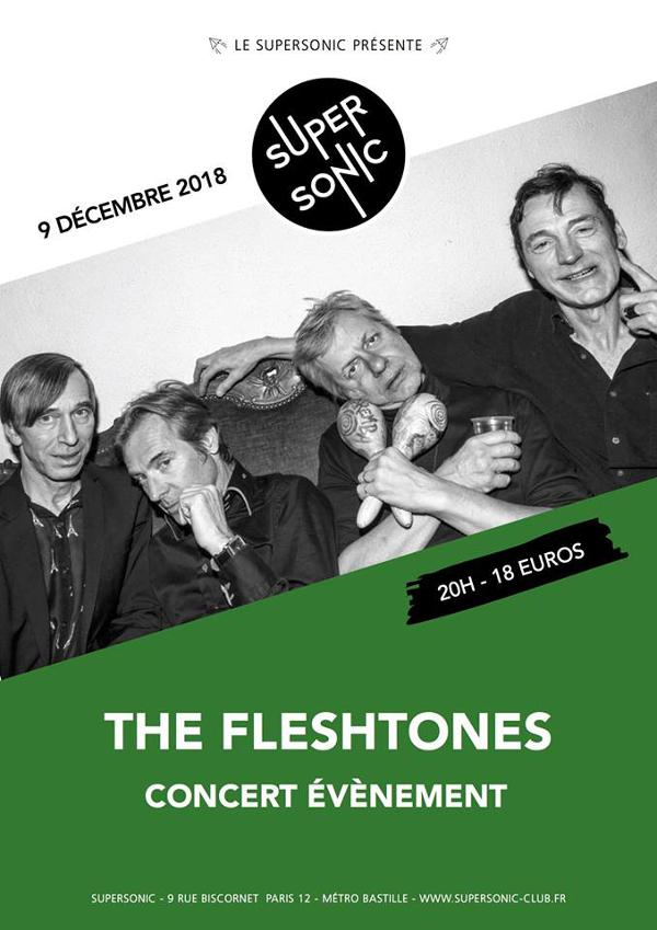The Fleshtones (Legend Rock'n'Roll, USA) • New York Kleps