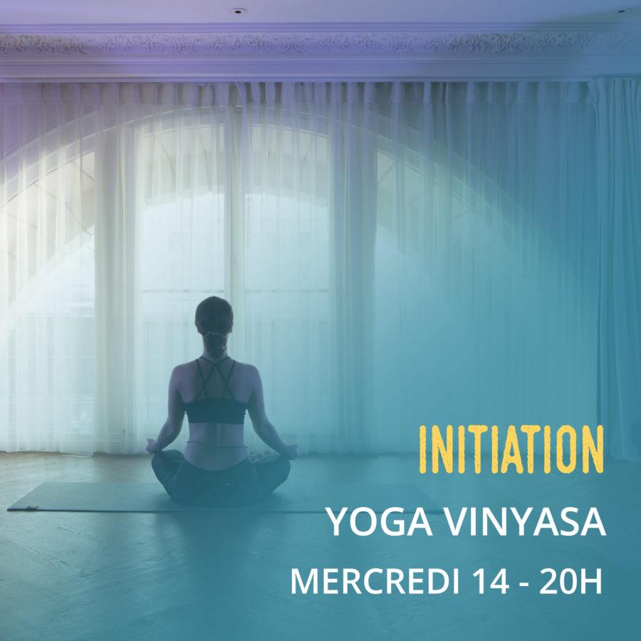 Initiation au yoga vinyasa