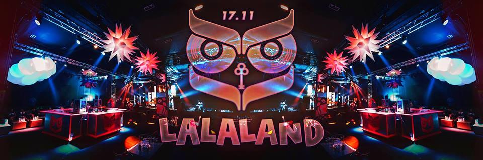 Lalaland - Place Vendome - Samedi 17 Nov