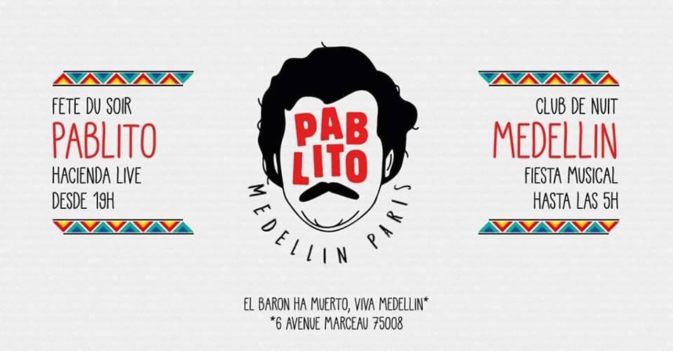 Pablito - Live al Medellín