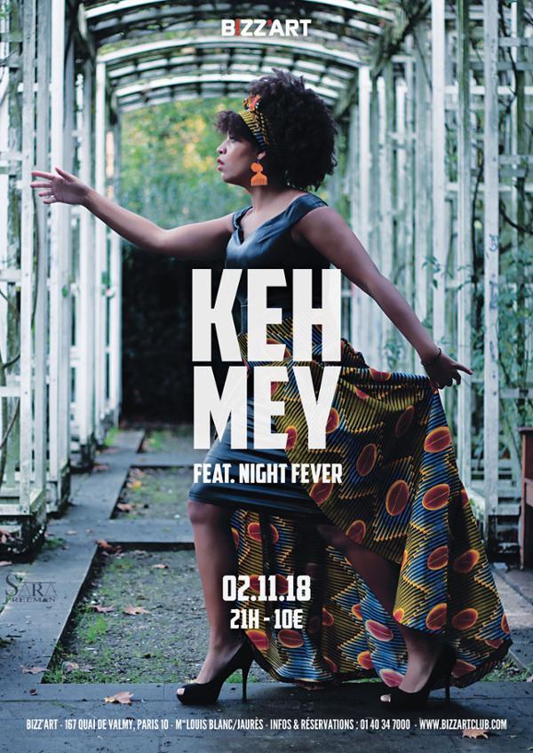 KEH MEY Feat NIGHT FEVER
