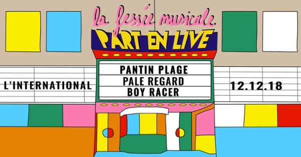 La Fessée Musicale Part en Live ! #3