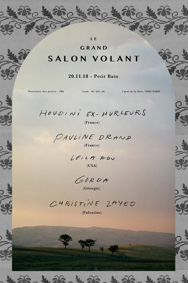 GRAND SALON VOLANT