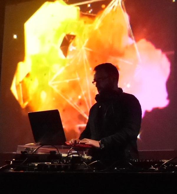 Black CLOUD DJset