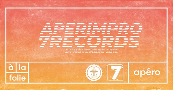 Aperimpro x 7 Records