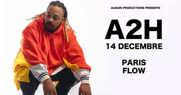 A2H ∙ Flow ∙ 14 Décembre 2018