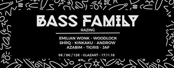 BASS FAMILY #10 Presents Razing