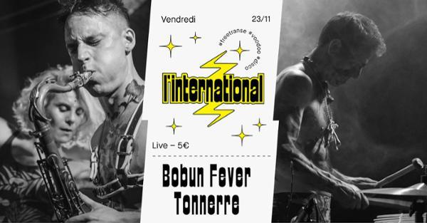 Bobun Fever  Tonnerre