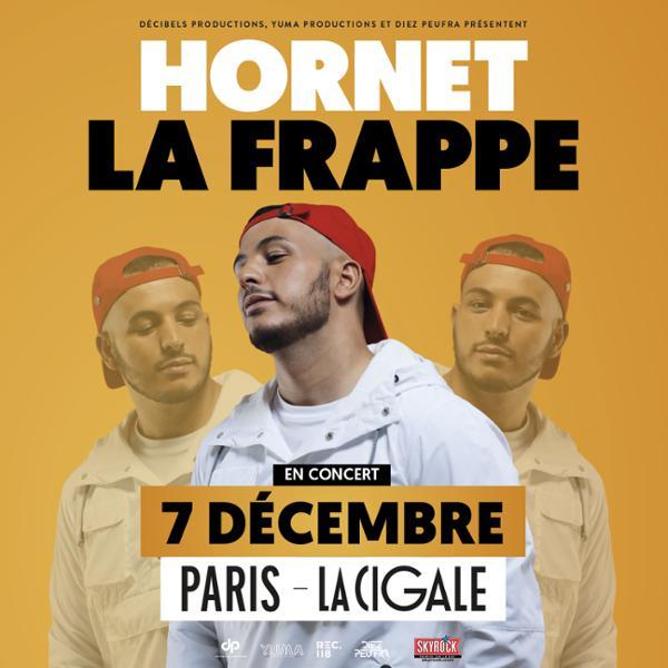 Hornet la Frappe • La Cigale • 7 décembre 2018