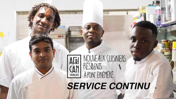 African Tables - Service Continu
