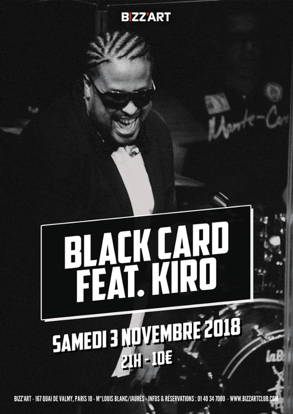 BLACK CARD feat KIRO
