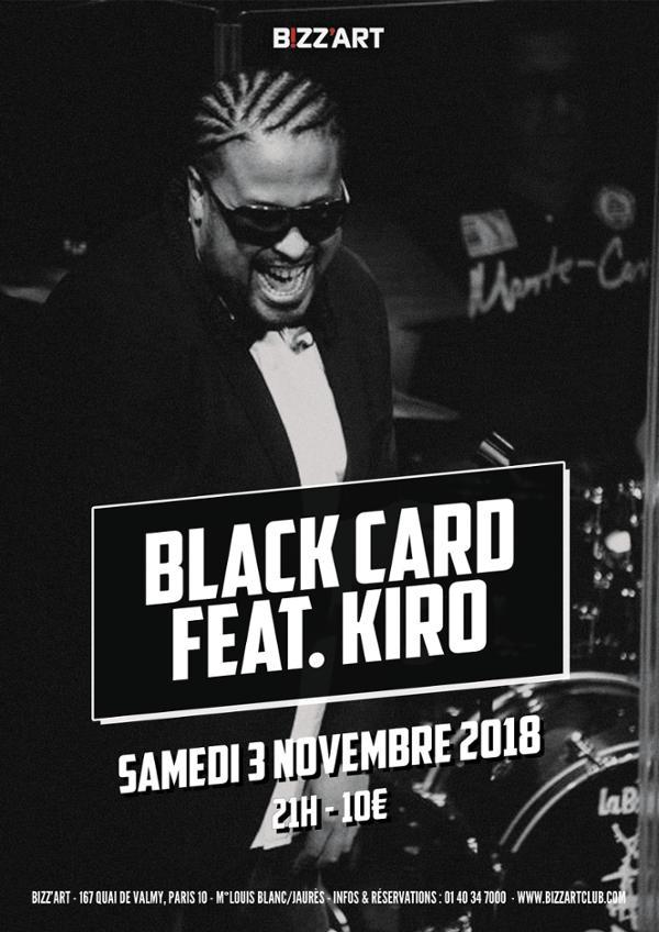 BLACK CARD feat KIRO