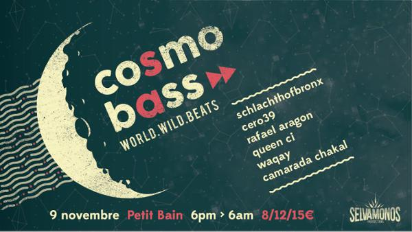 COSMOBASS WORLD WINTER BEATS