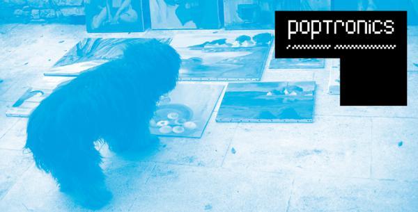 Lancement du livre Poptronics à la Gaîté Lyrique