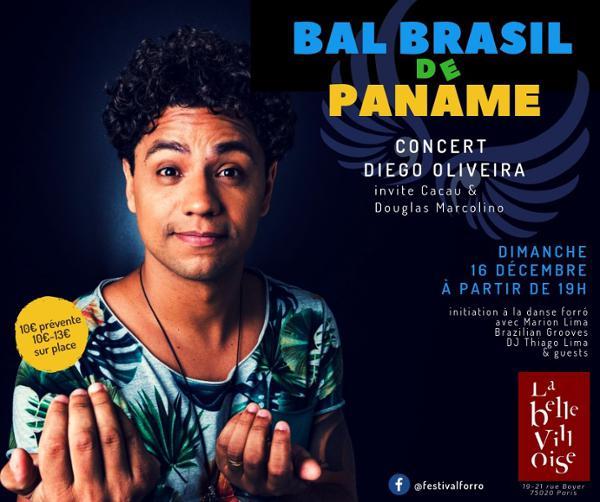BAL BRASIL DE PANAME : DIEGO OLIVEIRA