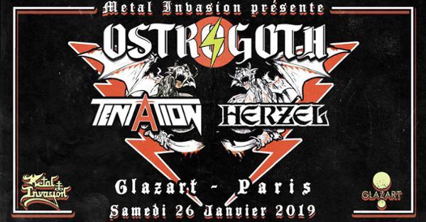 Ostrogoth // Tentation // Herzel - Paris