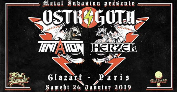 Ostrogoth // Tentation // Herzel - Paris