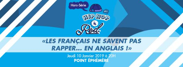 HIP HOP IS RED ''HORS-SÉRIE''
