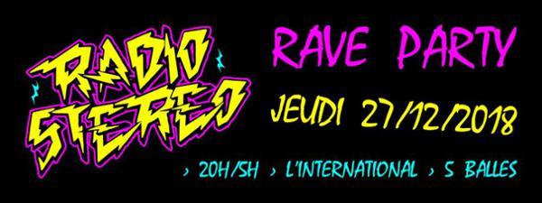 Radio Stéréo #7 Spéciale Rave