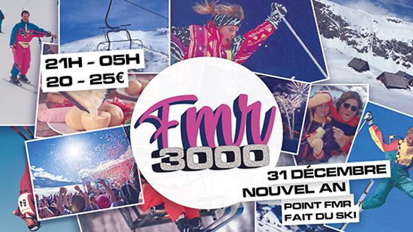 FMR 3000 - NOUVEL AN 2019