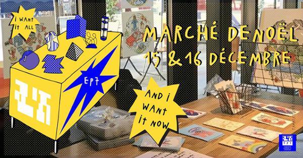Marché de Noël x EP7