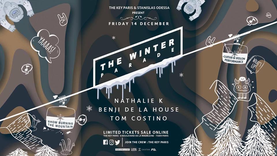 The Key Paris presents : The Winter Parade