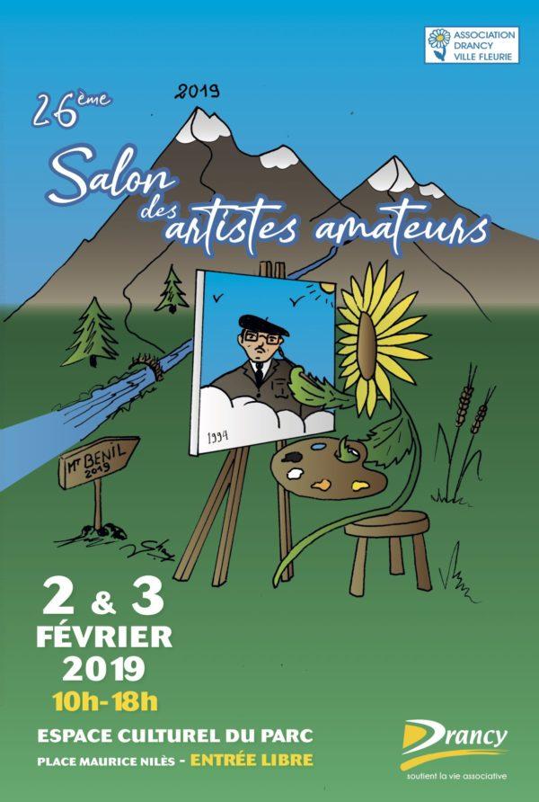 26e Salon des Artistes Amateurs