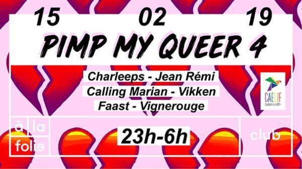 Pimp My Queer #4