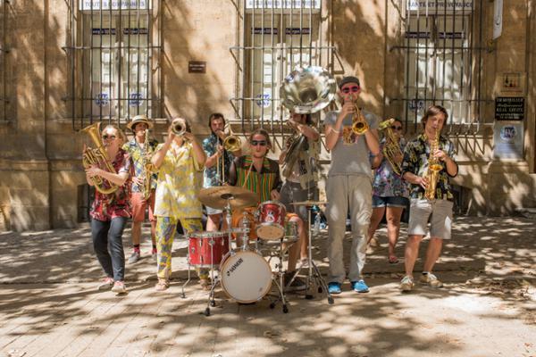 Fanfare 3Francs6Sous : Les Marseillais montent à Paris !