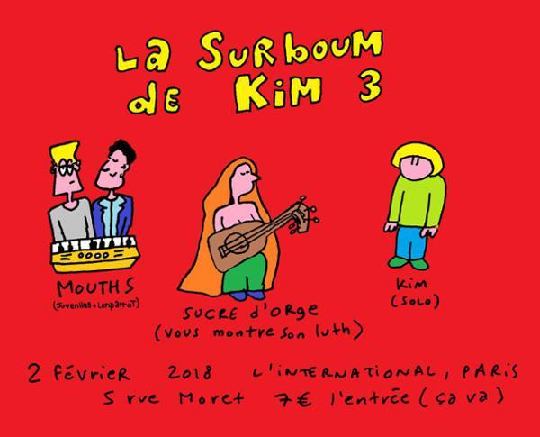 La surboum de KIM 3