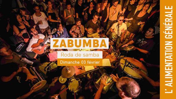 Zabumba Roda de Samba
