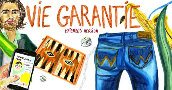 Vie Garantie Extended Version w/ Gigi Masin, Lipelis and more.