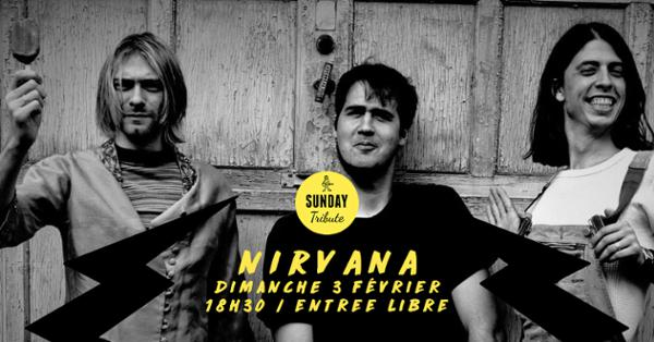 Sunday Tribute - Nirvana // Supersonic - Free