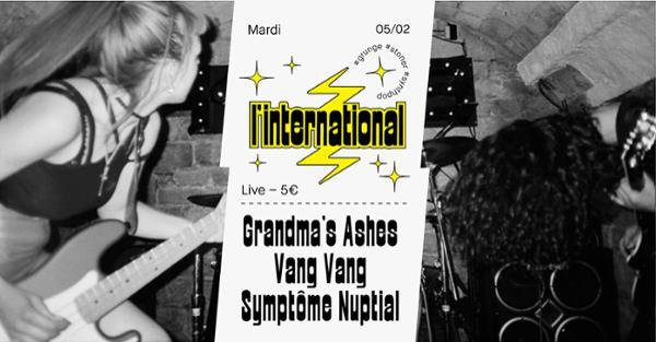 Vang Vang  Grandma's Ashes  Symptôme Nuptial