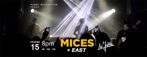 MICES + EAST