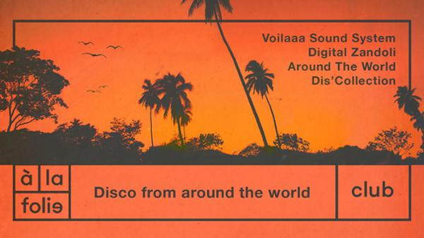Disco from around the world