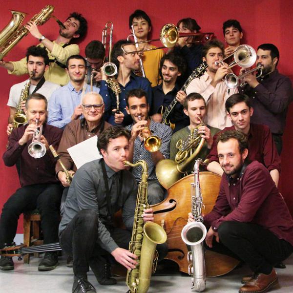 Le Big Band du 10ème - Quarantième anniversaire