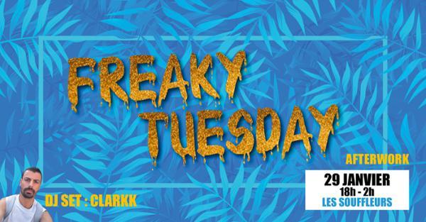 Freaky Tuesday #3