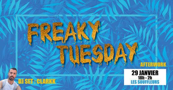 Freaky Tuesday #3