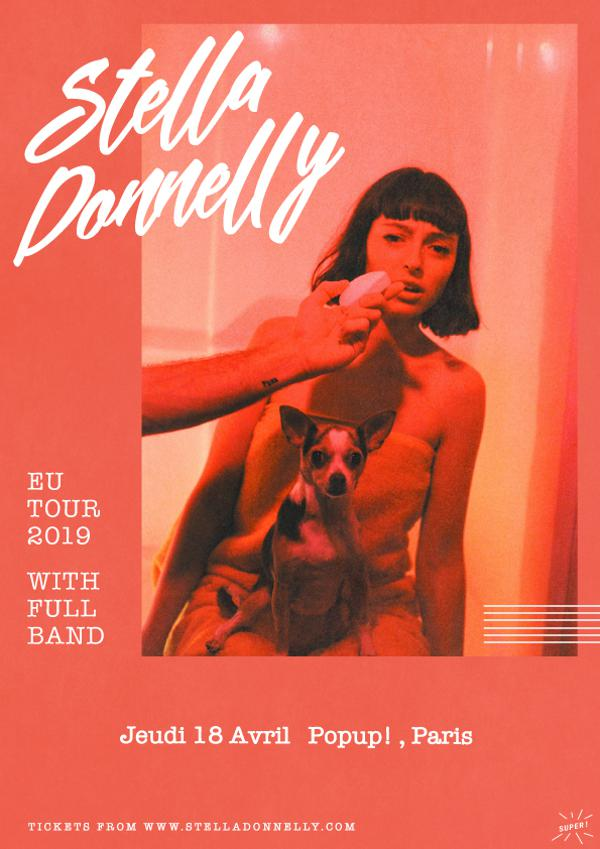 Stella Donnelly - Le POPUP! : JEUDI 18 AVRIL
