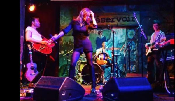 """Stéphanie Sandoz & """"Soul Kitchen"""" au Réservoir"""