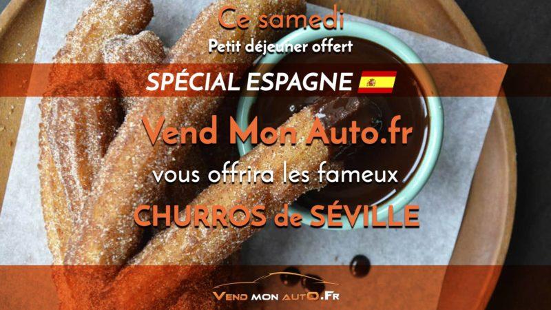 Samedi 23 Février - Spécial Espagne
