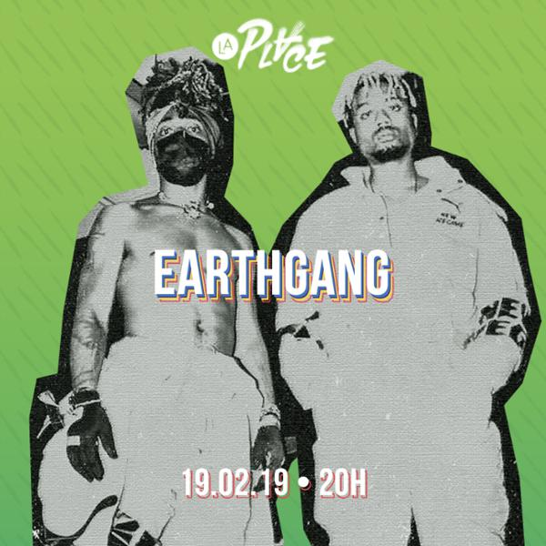 Concert • EarthGang • Paris
