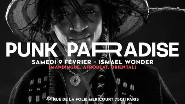 Ismael Wonder (afrobeat, oriental) | Punk Paradise