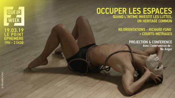 QUEER WEEK | OCCUPER LES ESPACES