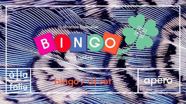 Ff Bingo Drag Apéro +Dj Set