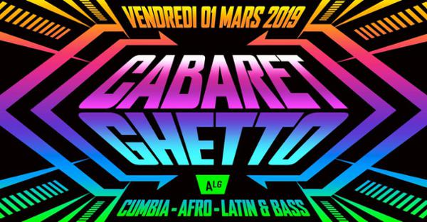 Cabaret Ghetto Dj Cherman & Dj Julio INTI