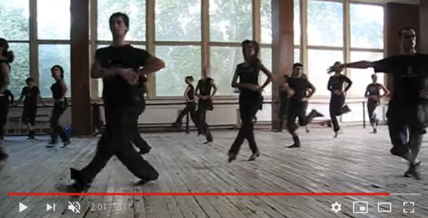 Initiation à la danse géorgienne