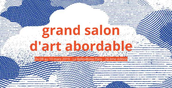 26E GRAND SALON D'ART ABORDABLE